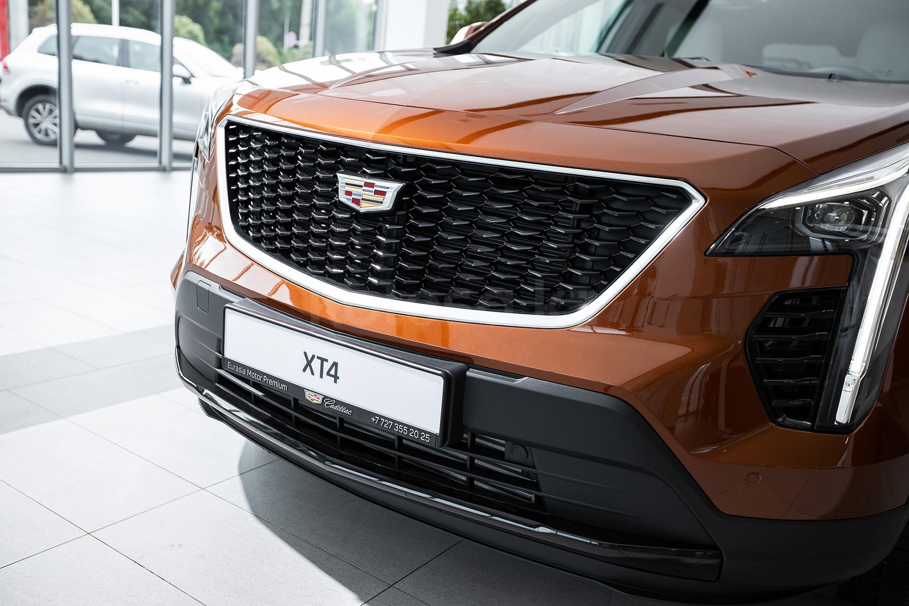 Cadillac XT4 SUV 2018 - н.в. года от 25 500 000 тенге