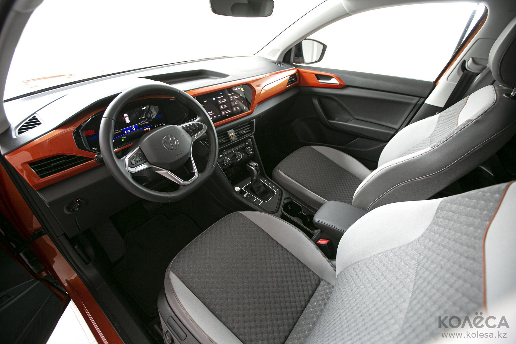 Volkswagen Taos SUV 2021 - н.в. года от 11 304 000 тенге