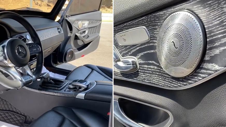 В Узбекистане продают ВАЗ-2107 с салоном от Chevy и Mercedes-Benz