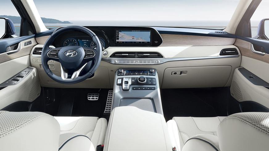 Hyundai Palisade: ждать ли 8-местный кроссовер в Казахстане?