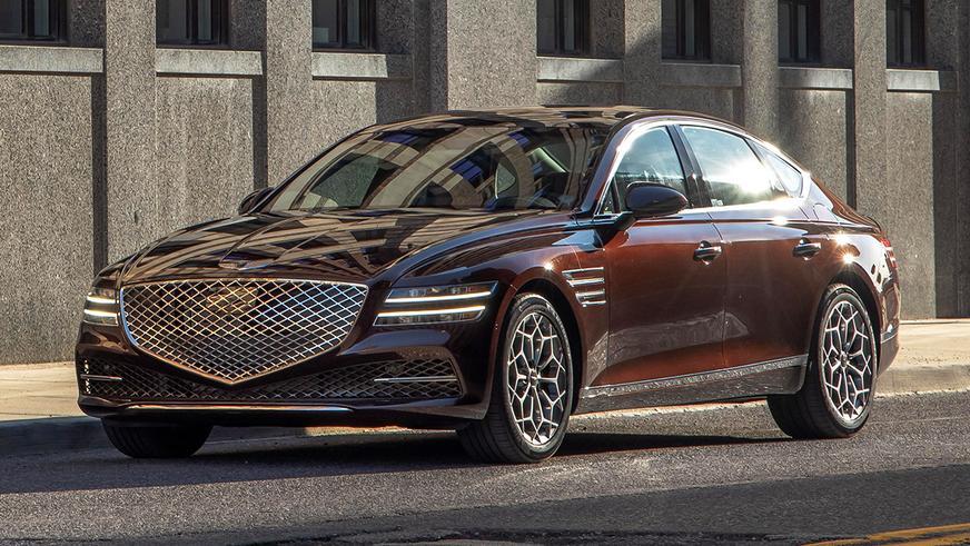 best-2021-1Определены финалисты на звание лучшего автомобиля 2021 года в США