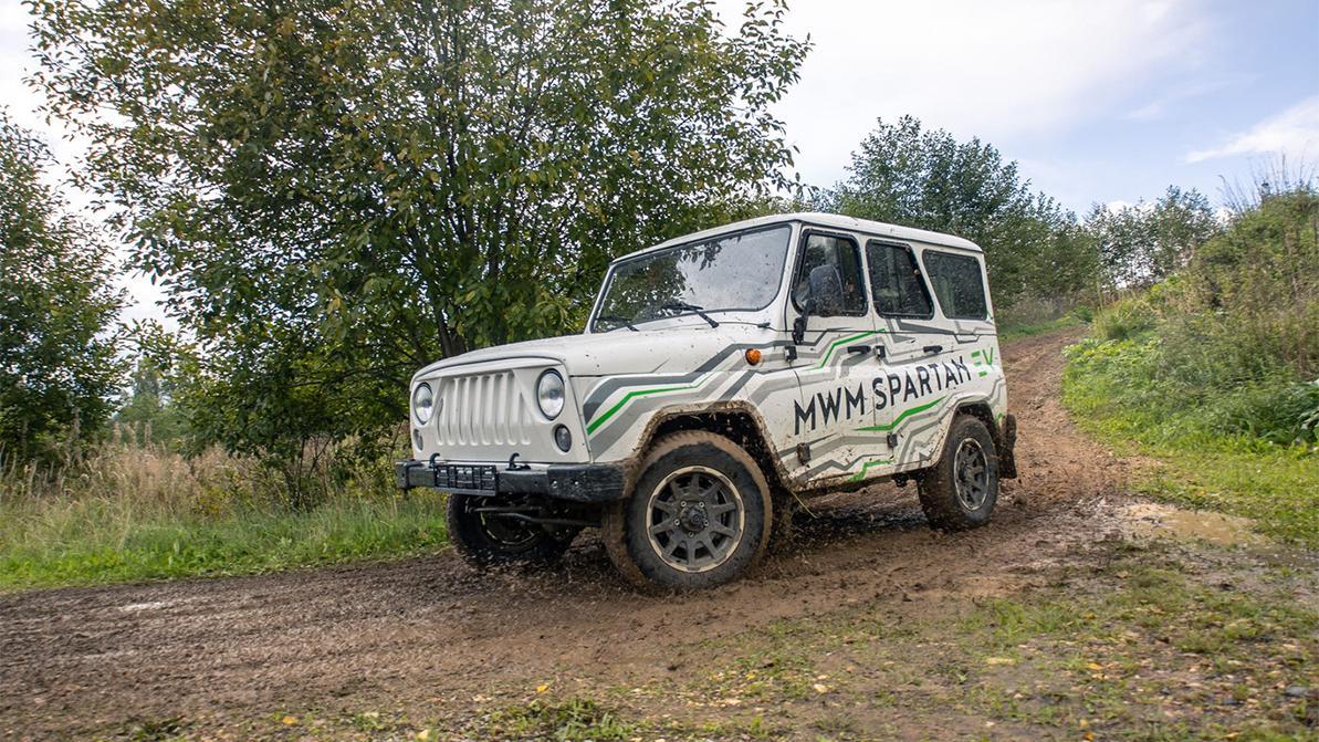 Чешский УАЗ на электротяге могут начать собирать в России
