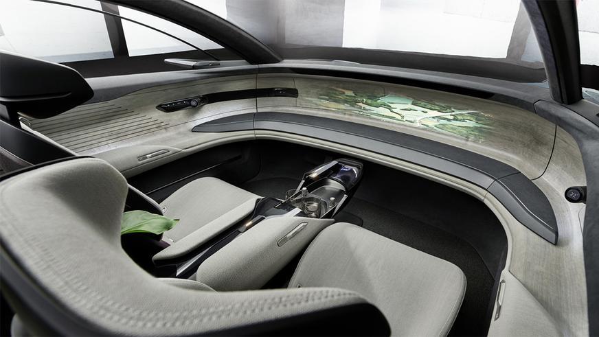 Концепт Grandsphere намекнул, во что превратится Audi A8