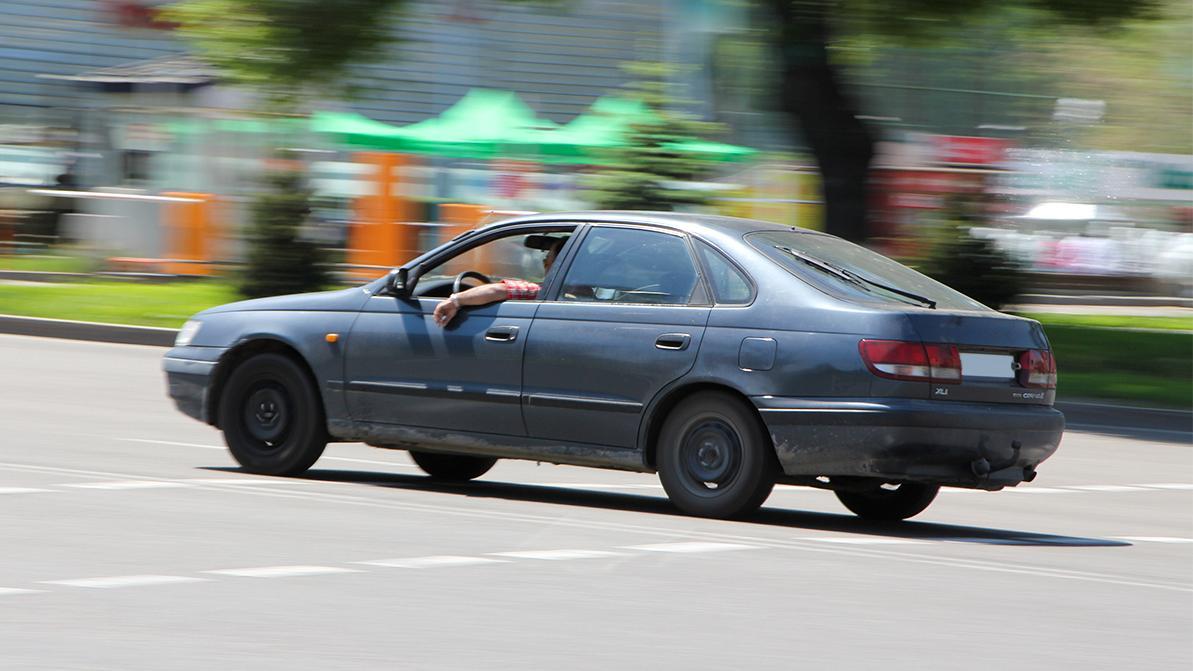 Превышение скорости – самое популярное нарушение ПДД в Казахстане