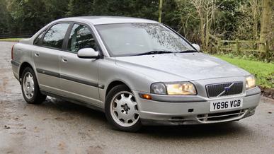 Volvo S80 пробежал более 1.1 млн километров