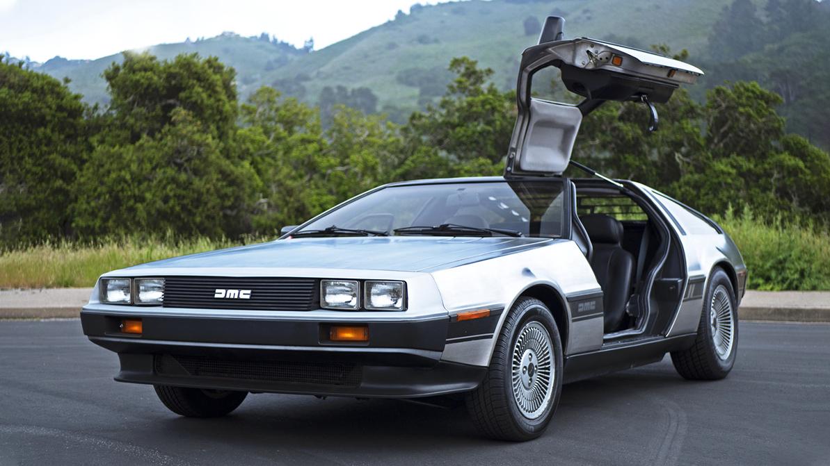 DeLorean вернётся в 2021 году