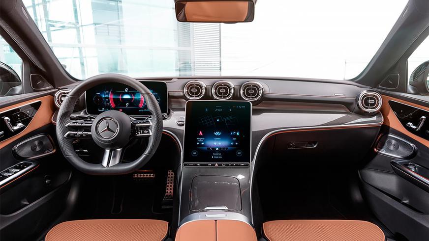 Mercedes-Benz презентовал новый C-Class (W206)