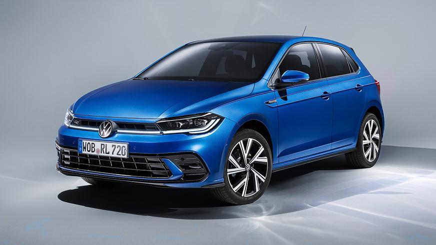 Volkswagen Polo обновился для Европы