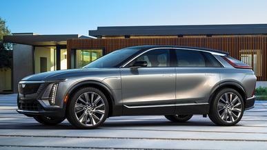 Cadillac Lyriq: официально