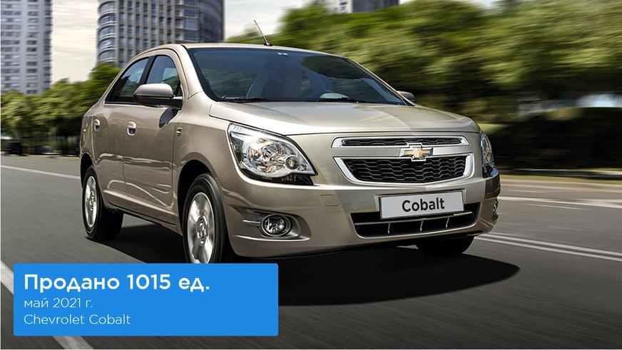 Продажи новых авто в Казахстане в мае: Chevrolet Nexia – лидер
