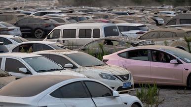 Китайцы сушат «утопленников», чтобы позже продать