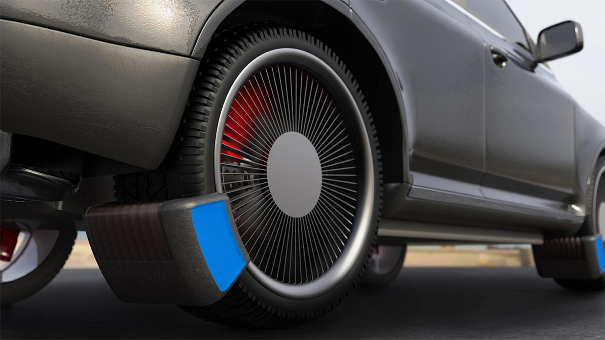 Когда начнётся борьба за чистоту шин?