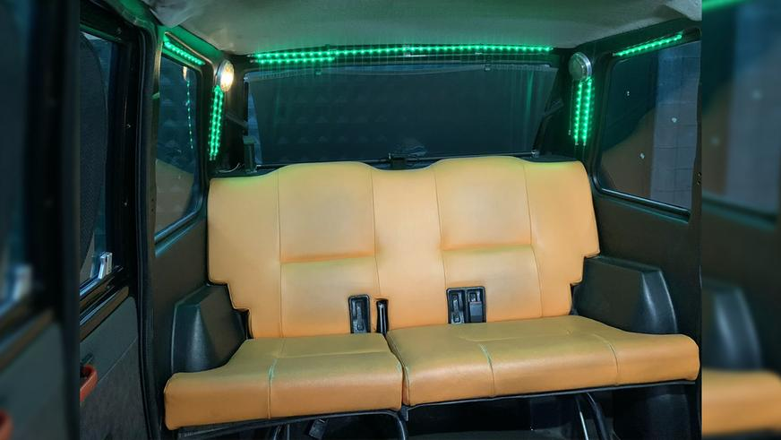 Metrocab из программы «Такси» продают на Kolesa.kz