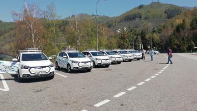Запуск электротакси от Медео до Шымбулака отложили из-за коронавируса