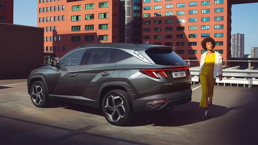 Сколько стоит новый Hyundai Tucson в Казахстане