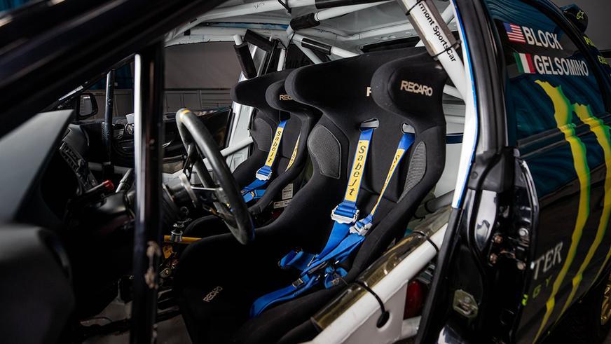 Продаётся Subaru Кена Блока