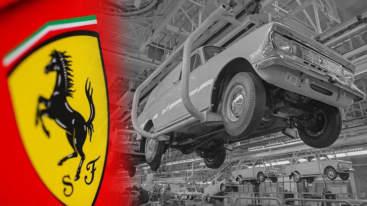 Там, где делали «москвичи», теперь выпускают детали для Ferrari!