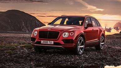 Bentley отзывает более сотни Bentayga из-за риска возгорания