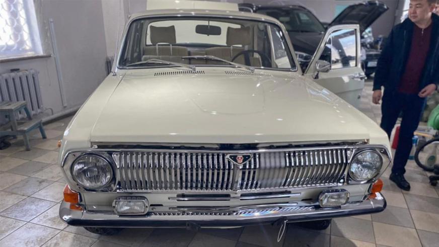 Найдено на Kolesa.kz: ГАЗ-24М за 10 млн тенге