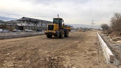 Шесть радиальных улиц пробьют от Алматы до БАКАД