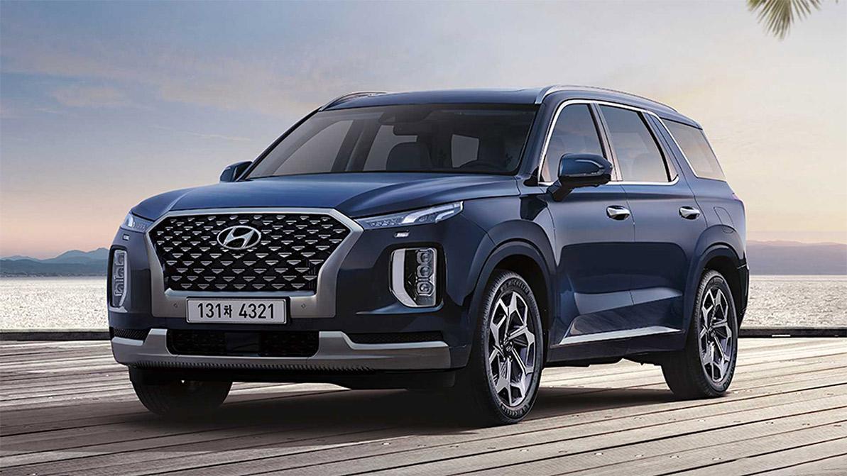 Hyundai Palisade будут собирать в Казахстане