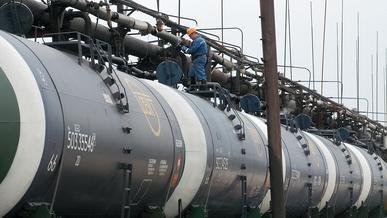 Казахстанское топливо покупают в... Нидерландах?