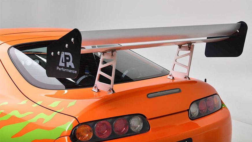 В продаже появилась та самая Toyota Supra из «Форсажа»