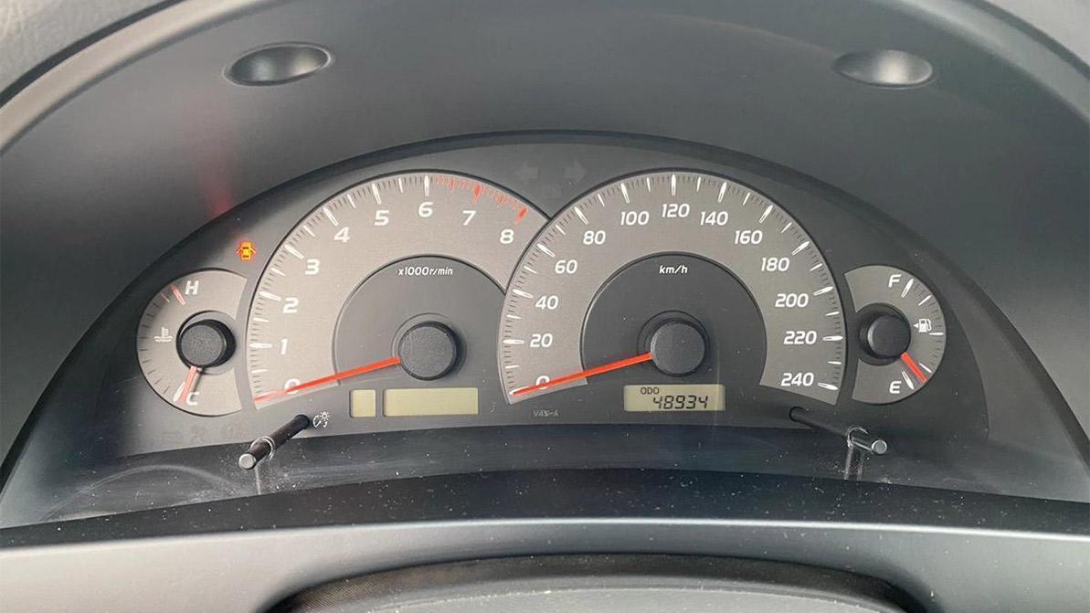 Toyota Camry 40 с пробегом менее 50 тысяч километров в продаже