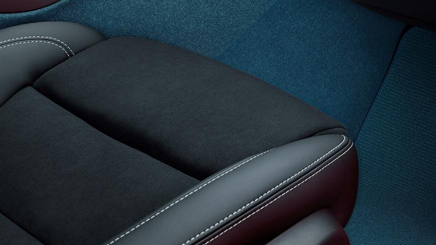 Volvo откажется от кожаных салонов