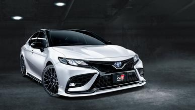 Тюнинг для обновлённой Toyota Camry