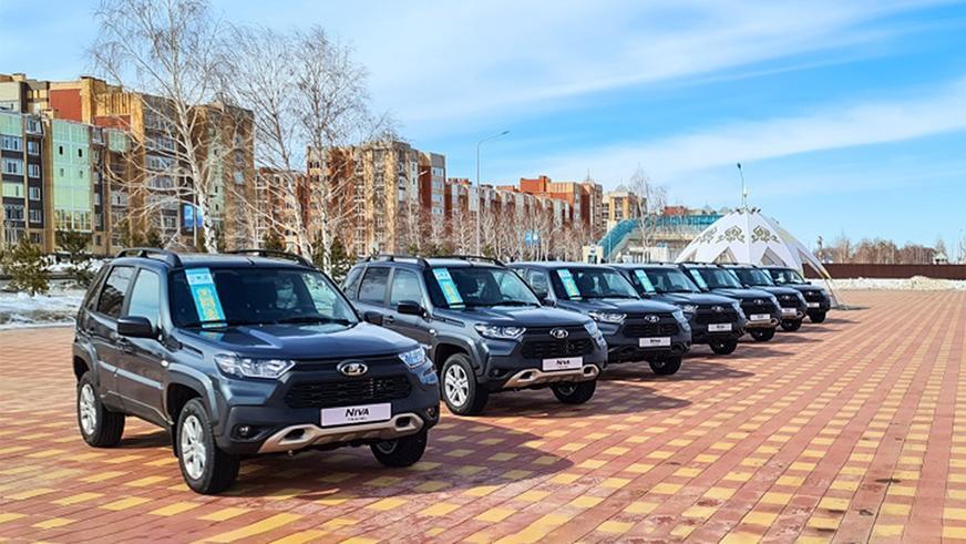 Lada начали собирать на заводе в Костанае