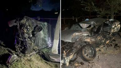 18-летний водитель TLC 100 убил двух людей, выехав на встречку