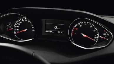 Аналоговые приборы возвращаются на Peugeot