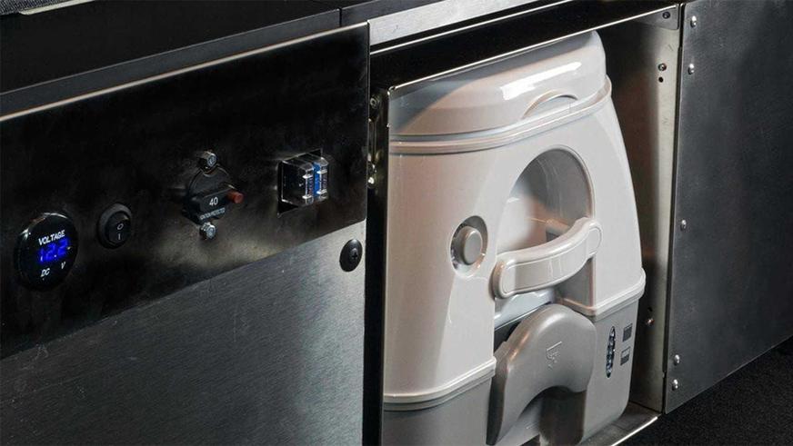 Дача для «Дачии», или Как вместили домашний быт в компактный салон машины