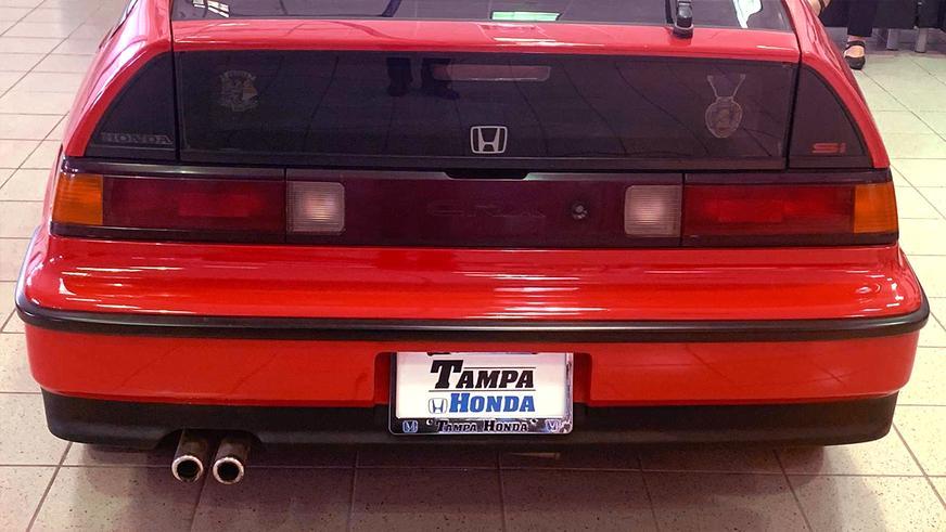Honda-миллионник из США
