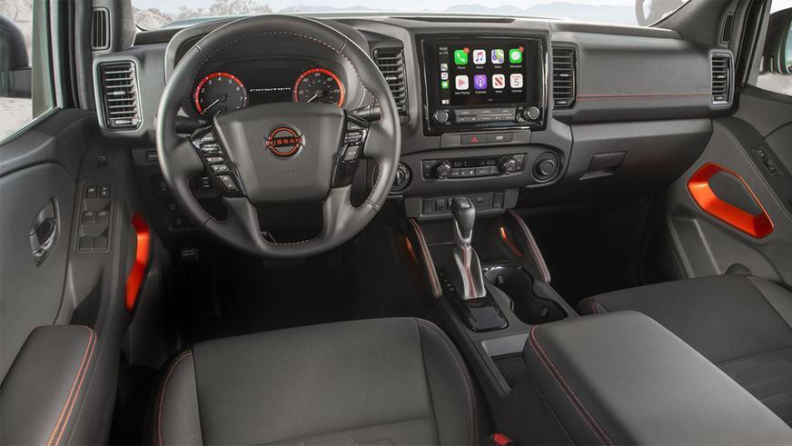 Nissan Frontier обновился впервые с 2004 года