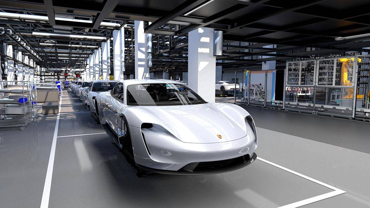 Porsche не собирается выпускать машины в Китае