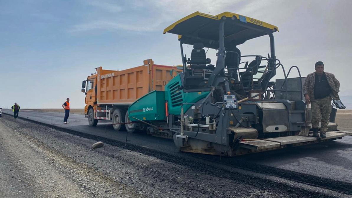 Дорогу на Алаколь приведут в порядок до конца 2021 года
