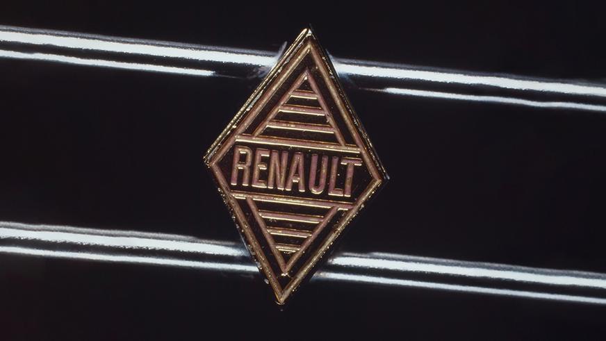 Renault сменила логотип