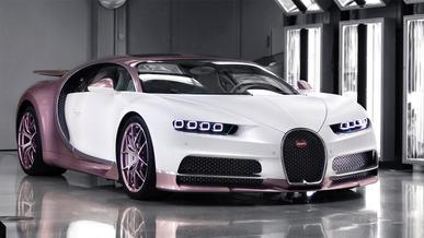 Розовый «Широн» - подарок мечты!