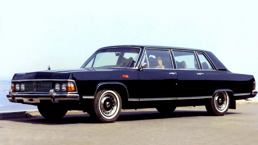 1977 год — ГАЗ 14 «Чайка»