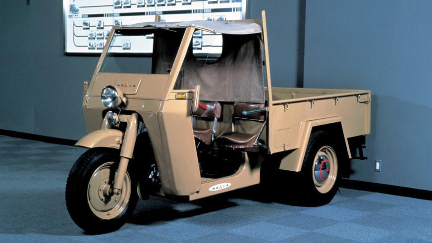 1946 год — Mitsubishi Mizushima