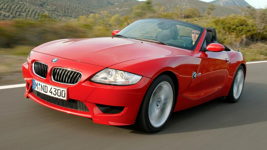 BMW Z4 M Coupe/Roadster