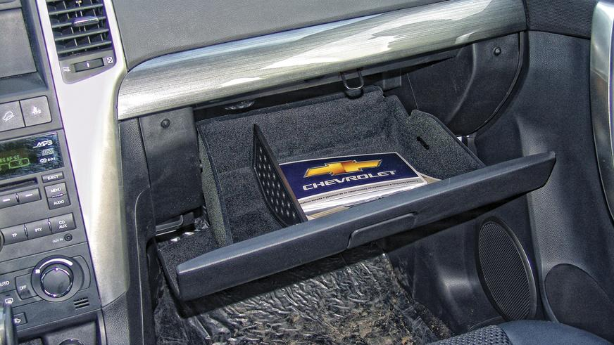 Chevrolet Captiva - 2006