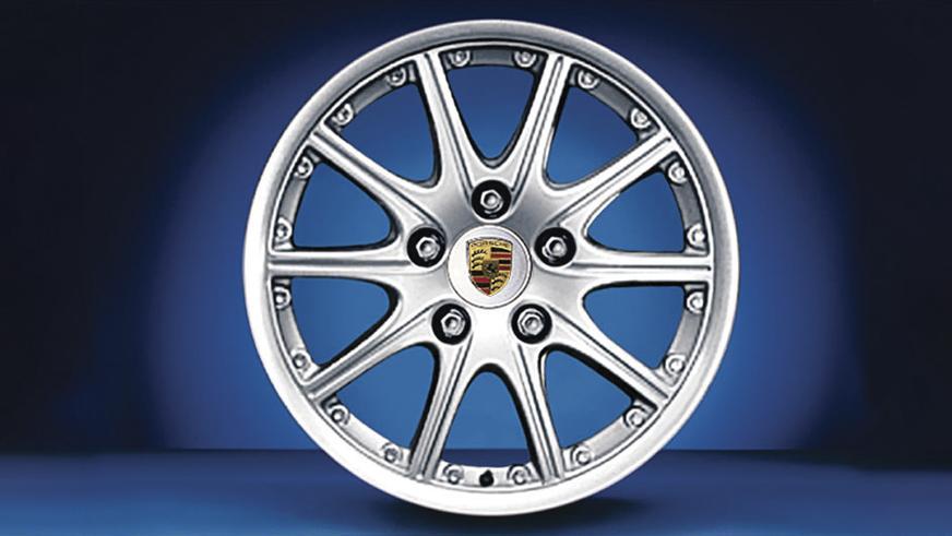 Porsche Boxster - 2002