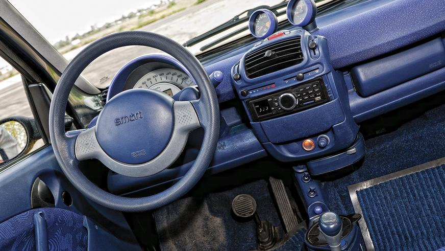 Smart Fortwo - 1998