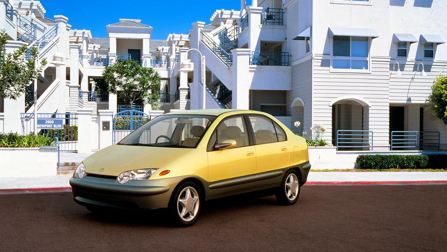 1995 год — Toyota Prius Concept