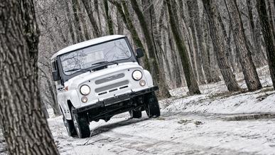 УАЗ-469 - 2011