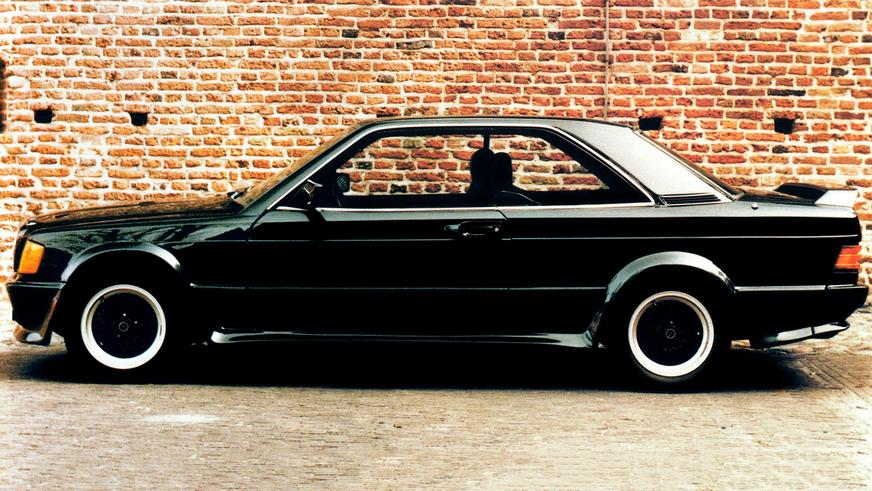 Mercedes-Benz 190 E Coupe (W201)