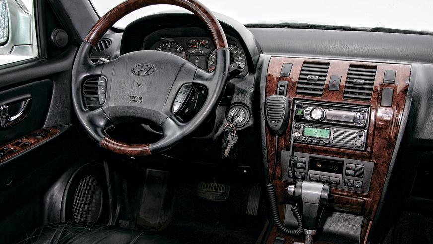 Hyundai Terracan - 2002